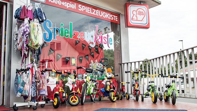 Foto vom Ladengeschäft Spielzeugkiste Dietzenbach
